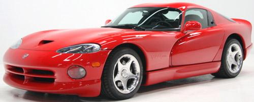 Dodge Viper 1992 2014 Information Statisics