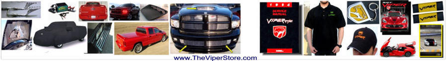 Dodge Viper parts and Accessories Store
