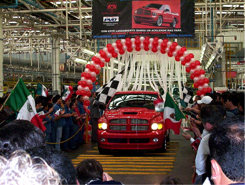 Dodge RAM SRT-10 2004, 2005,2006 Information and spec's