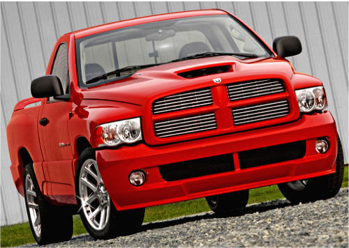dodge ram srt 10 2005 information and spec 39 s. Black Bedroom Furniture Sets. Home Design Ideas