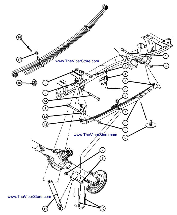Tag Dodge Ram 2500 Suspension Parts Diagram