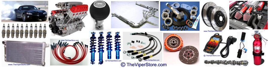Dodge Performance Parts >> Dodge Viper Parts And Accessories Store