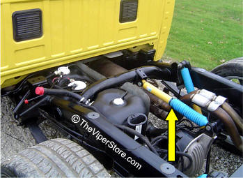 Dodge RAM SRT-10 Truck Shocks and Suspension parts