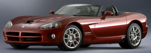 Viper Is Now Armed! Dodge's Super-Whip Gets A Performance Boost For 2008