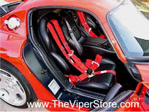 Viper2RaceHarness47 dodge viper 1992 2002 seat belts & accessories Dodge Viper Truck at aneh.co