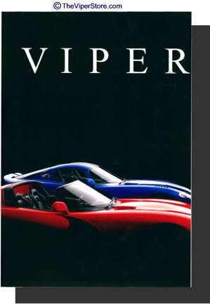 DODGE VIPER 1992-2002 Viper Collectables, Collectibles