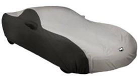 Grabber Blue with Black Sides Coverking Custom Fit Car Cover for Select Dodge Viper Models Satin Stretch