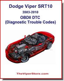 dodge viper 2003 2010 factory manuals rh theviperstore com 1994 dodge viper service manual pdf dodge viper owners manual pdf