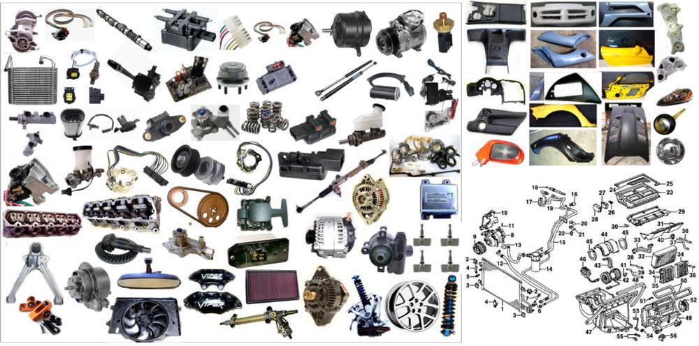 Dodge Performance Parts >> Dodge Viper Parts Performance Parts Store