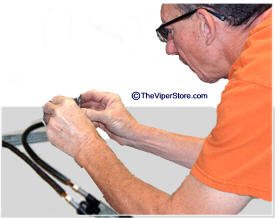 Viper Regrepair on Dodge Window Regulator Repair
