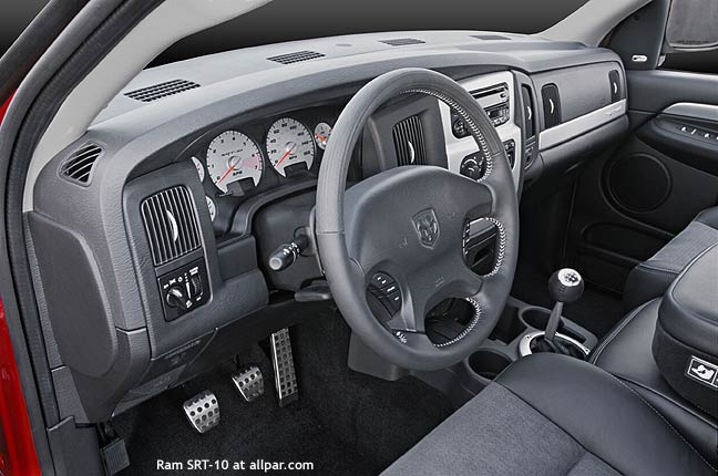 Dodge Ram Srt 10 2004 Information And Spec S