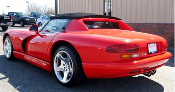 Dodge Viper Rt 10 And Gts 1997 1998 1999 2000 2001